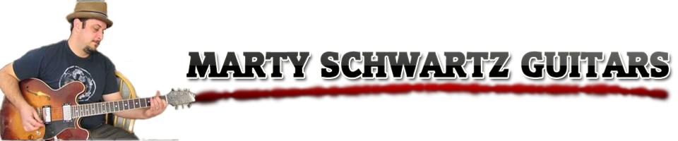 Marty Schwartz Guitar